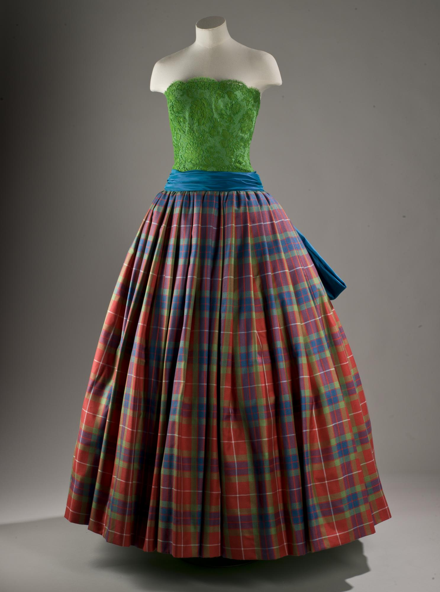 Be the Belle of the ball in a beautiful gown | National Museums ...