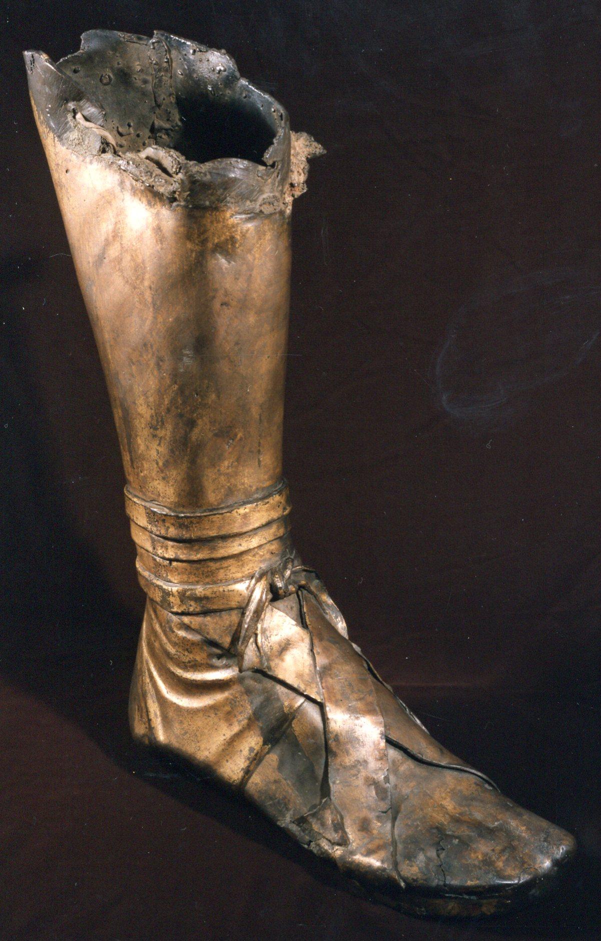 The Milsington leg