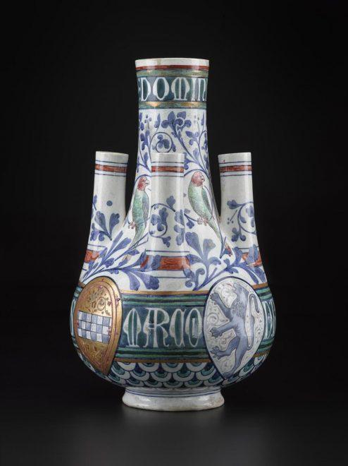 The Burges vase