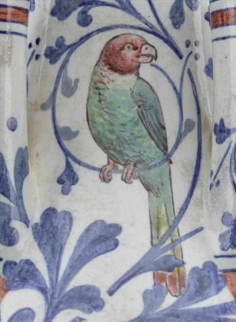 Detail of the Burges vase