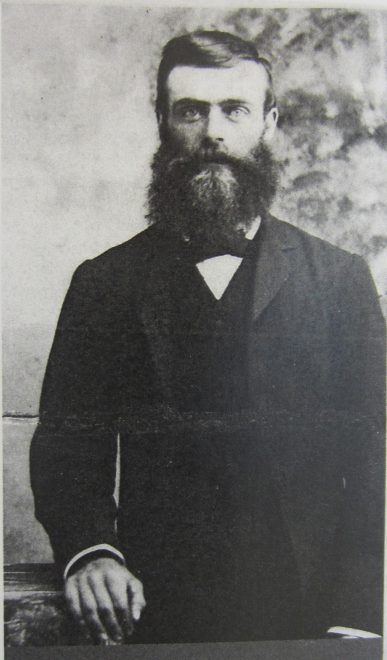 William Spreadborough