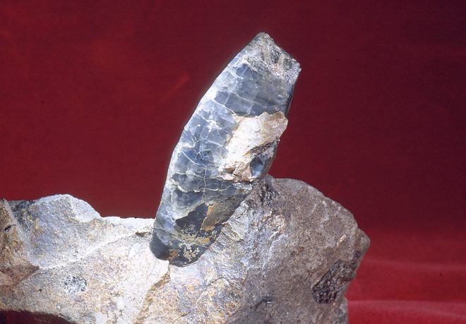 Sapphire from Caryshader/Cairisiadar, Isle of Lewis