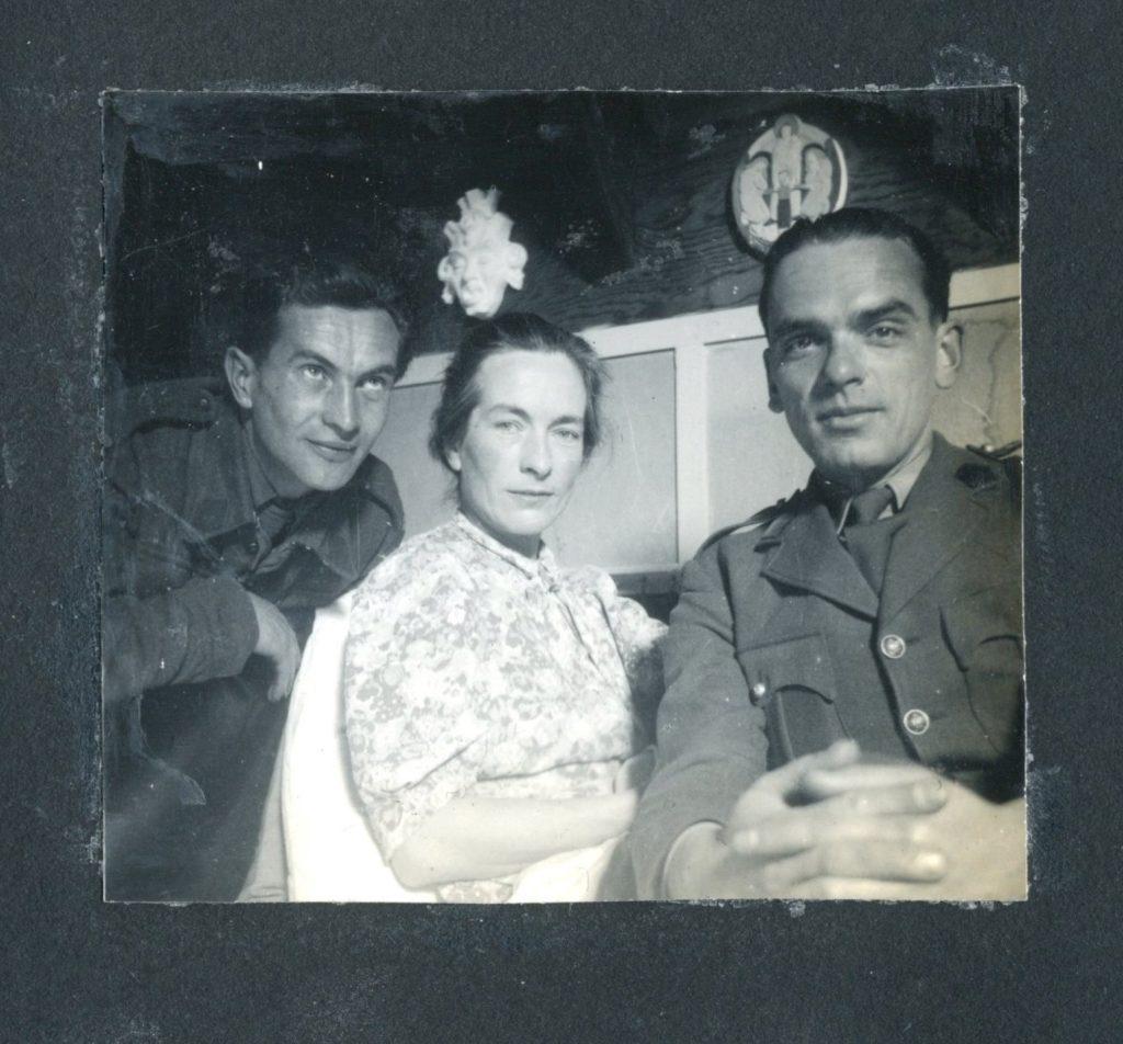 Stanislaw, Roberta and Joseph