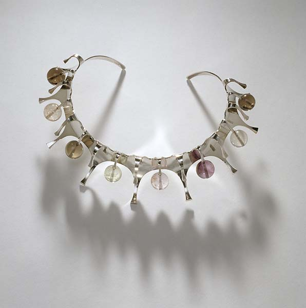 Necklace, Theresia Hvorslev, c.1960's. NMK 73/1965 Photo: Nationalmuseum