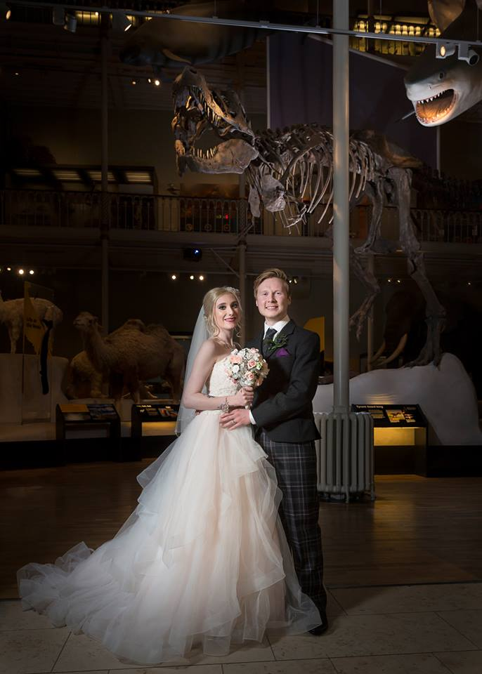 Wedding photos in the Animal World gallery. Image © Ryan McCann.