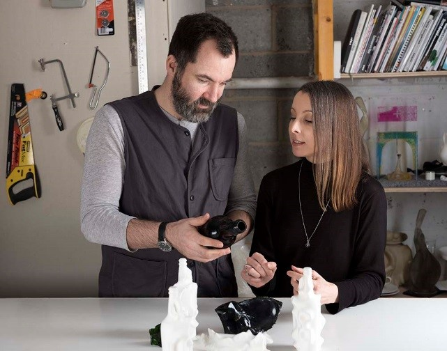 Geoffrey Mann in conversation with Sarah Rothwell, Curator, Modern & Contemporary Design, National Museums Scotland.