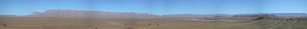 Panorama from Fezouata