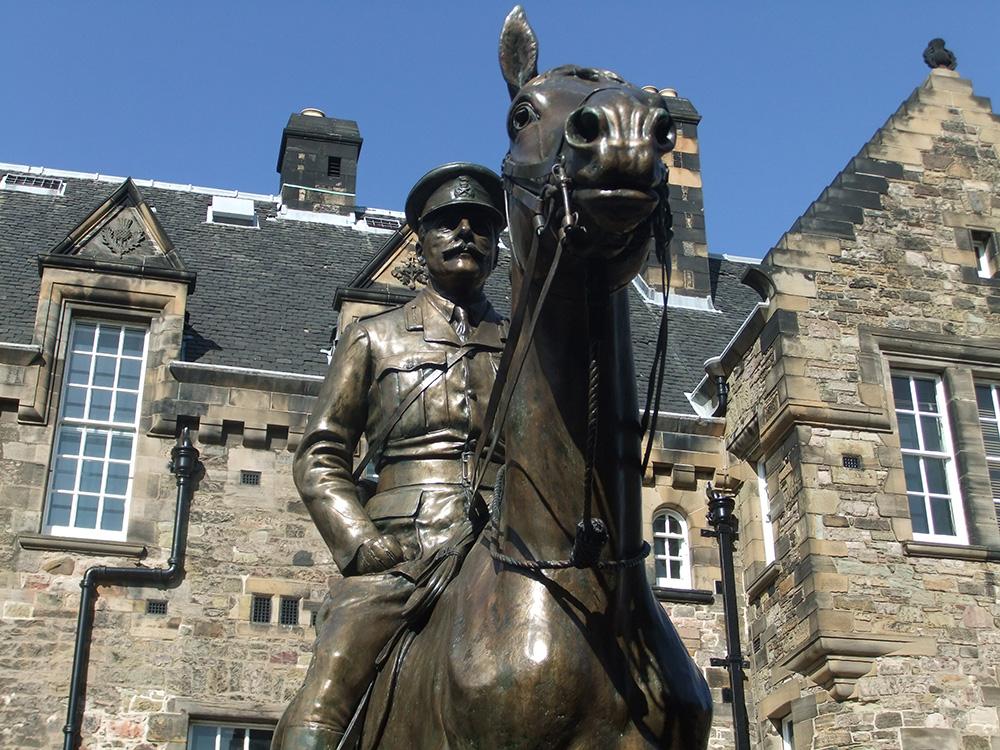 Earl Haig statue