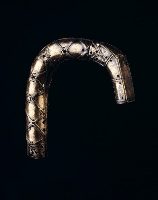 Early or late medieval? The Quigrich or crosier head of St Fillan of Glendochart, 11thcentury