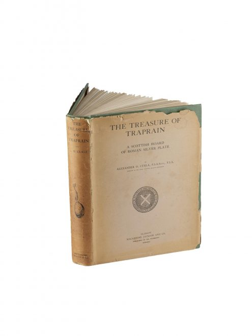 "Curle's ""Treasure of Traprain"" [1923]"