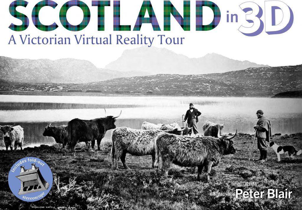 Scotland in 3D: A Virtual Reality Tour