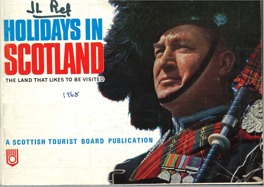 VisitScotland campaign from 1968.