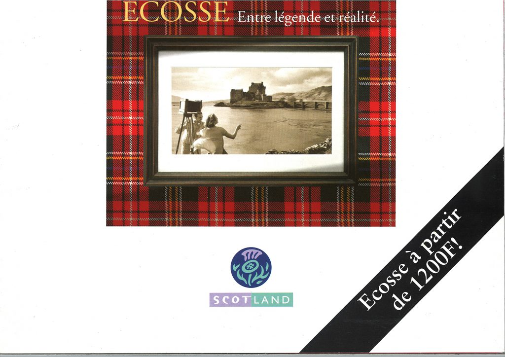 VisitScotland's first French campaign
