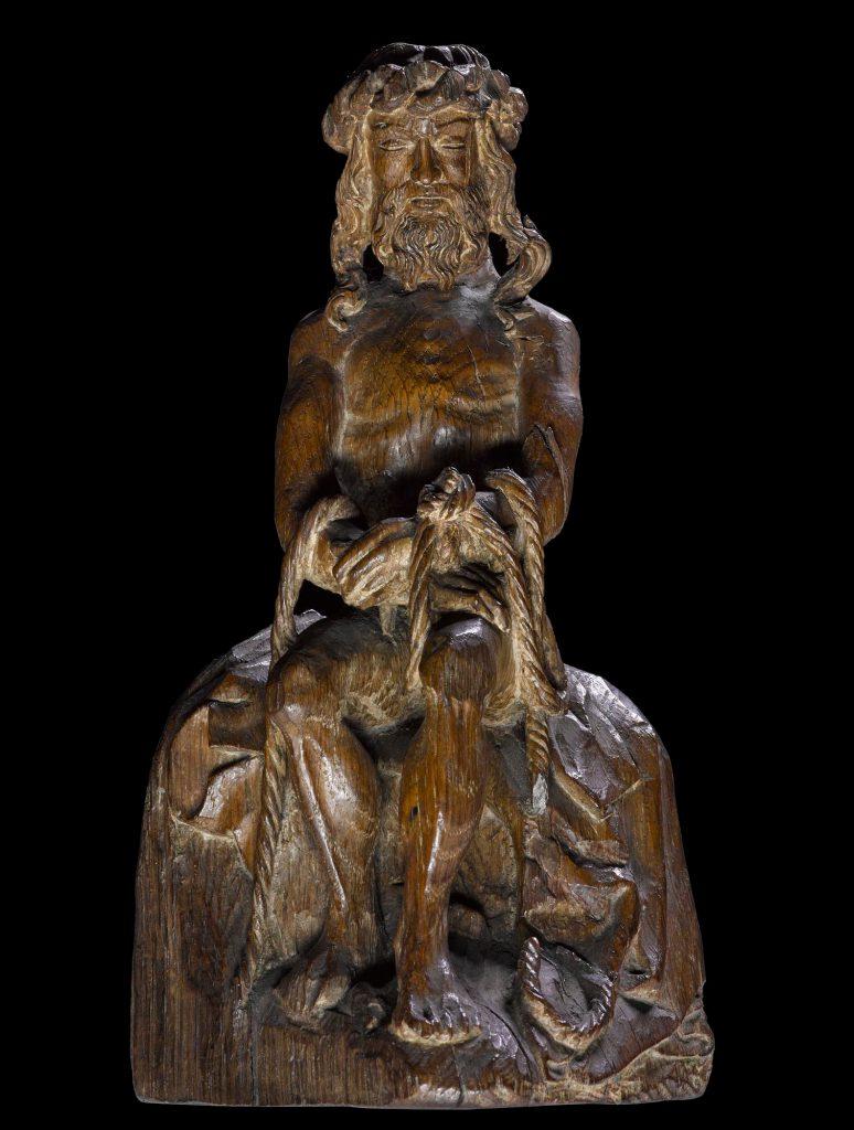 Man of Sorrows statue